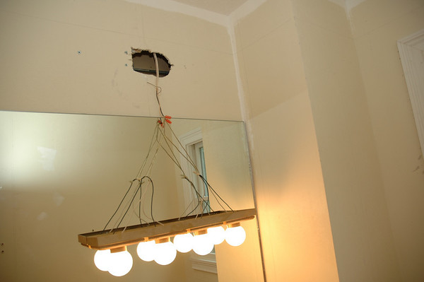 2005.06 Downstairs Bathroom