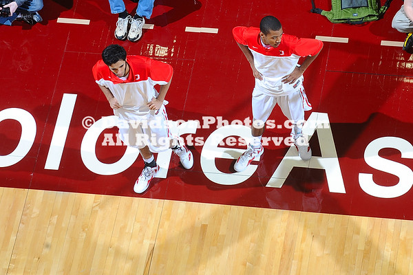 2011-12 SoCon Championship - Western Carolina