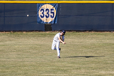 Varsity Baseball vs. Asheville