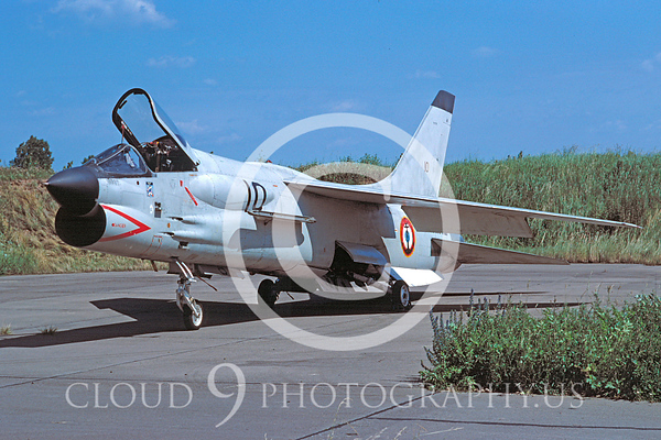 French Navy Vought F-8 Crusader Pictures
