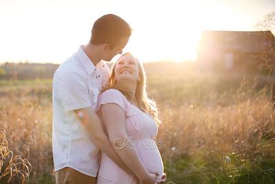 Shane, Alicia, & Baby to Come
