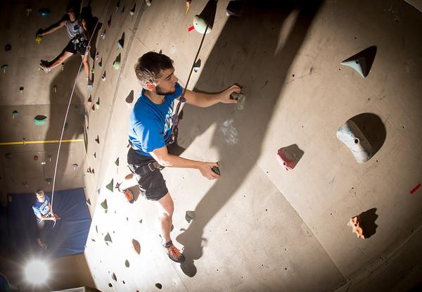 Climbing Wall North Gym - 2015