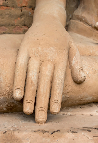 Buddha Image, Bagan