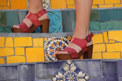 Selaron Steps.......Rio de Janeiro