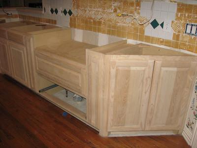 Kitchen Remodel 2012
