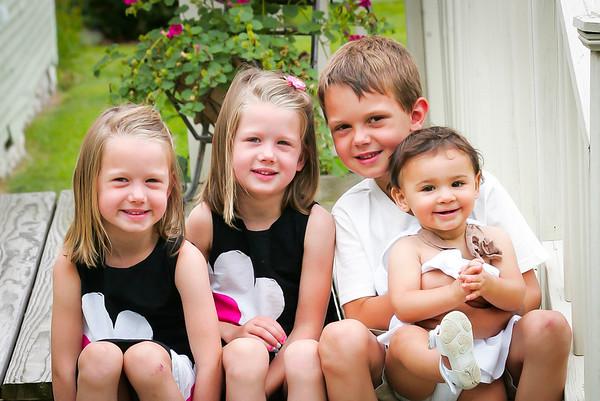 Reimer Family Photos