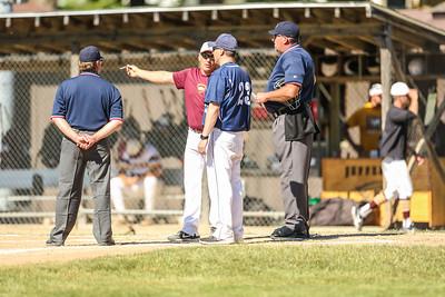 Baseball vs. Lakeside