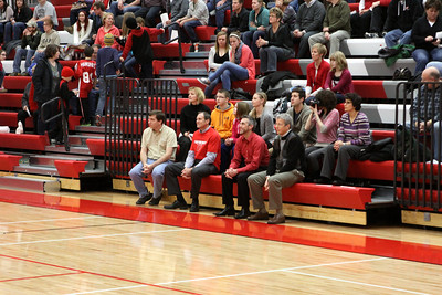 Boys Varsity Basketball - 2/22/2013 Grant (Seniors Night)