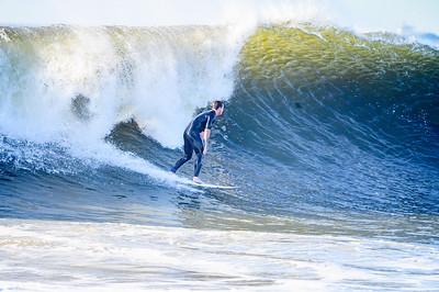 Friends surfing Hurricane Larry 9-10-21