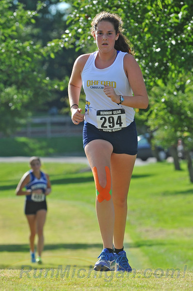 Featured Pics - 2016 Oakland U. Golden Grizzly HS XC Invite