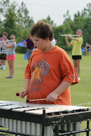 Band Camp - Sprit Day, Last day of Camp