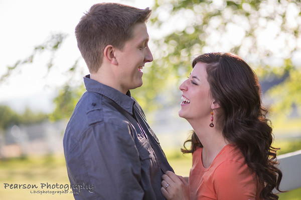 Engagements - Nelsons Grove Orem
