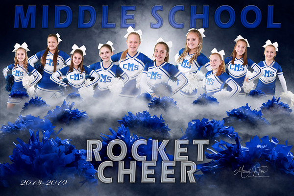 2018 CCMS Cheer