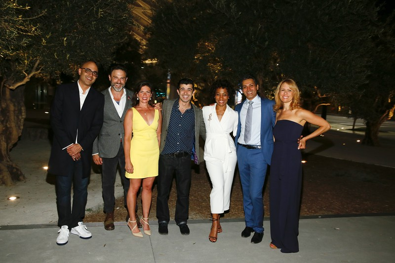 """""""Disgraced"""" CTG/Mark Taper Forum Opening"""
