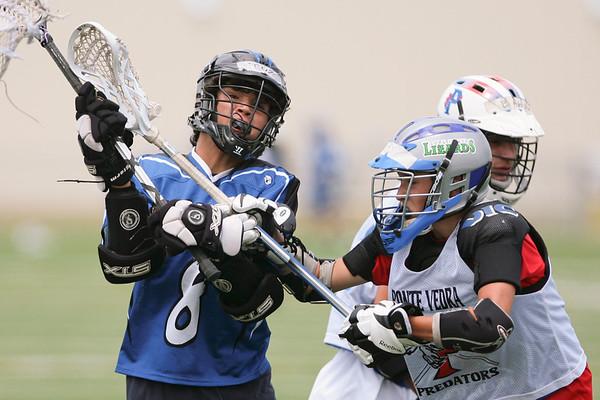 Creeks Team C vs. Ponte Vedra, April 18, 2009