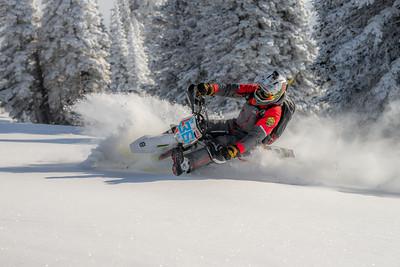 Brock Buttars 2019 Snowbike