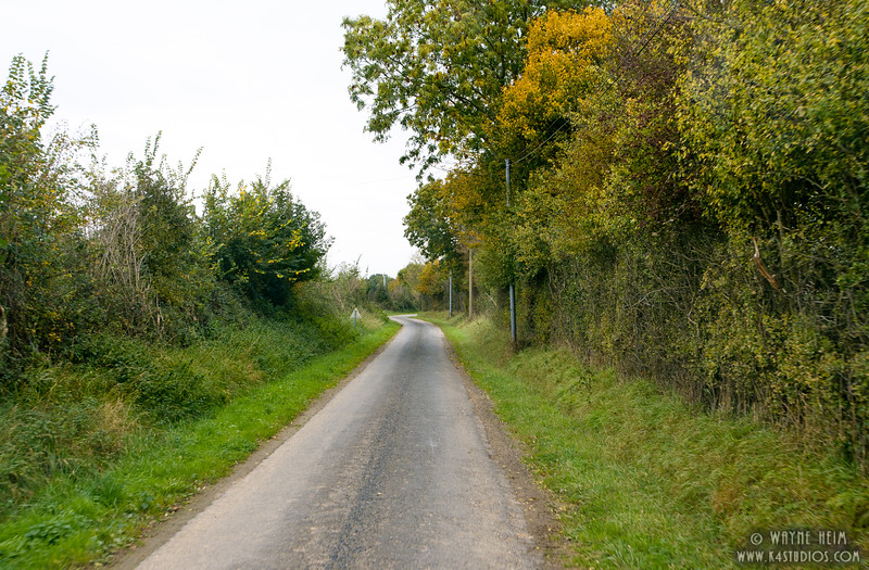 Long Road Normandy    Photography by Wayne Heim