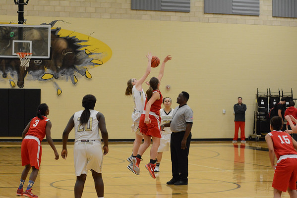 2015-02-03 - GHS Girls Varsity BB vs Bellville