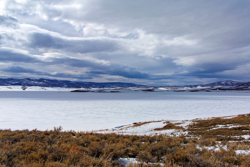Frozen Strawberry Reservoir