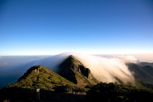 Mt. Syue (雪山)