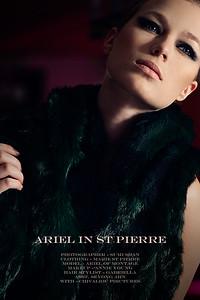 ARIEL IN ST. PIERRE