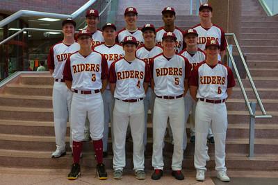RHS Baseball 2014