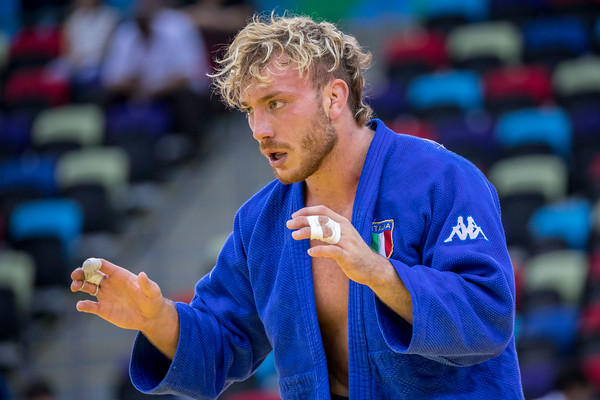 2018 World Championship Baku (AZE) 4. Day