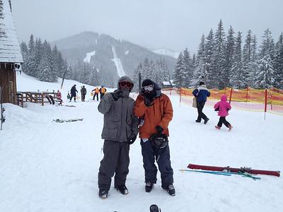 Mount Hood - February 2012