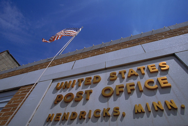 United States Post Offices