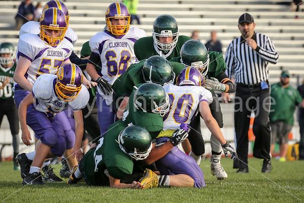 Freshman - Waterford vs Elkhorn - 10/19/15