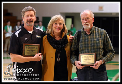 2019-12-15 Friends - Parker Volunteer Hall of Fame
