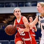 Jamesville DeWitt/CBA Girls Basketball 2014, 15