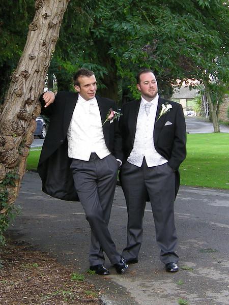 Jon & Lou's Wedding