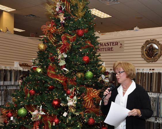 2011 Union County Christmas Parade Princess Awarded The Alex Kahle Memorial Scholarhip