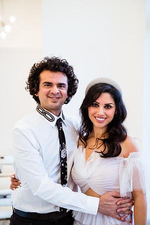 Nasim, Reza + Sam