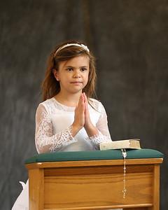 1pm Mass MDP First Communion