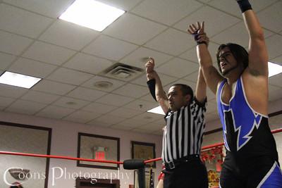 Vernon Vicallo & Andy McKenzie vs Buddy Romano & Mike Paiva