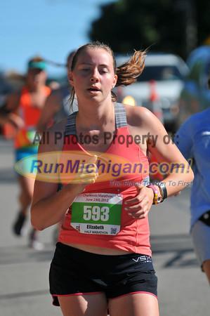 Half, 5K, 10K Finish - Gallery 2 - 2012 Charlevoix Marathon