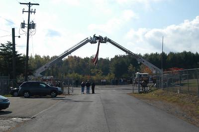 2008 SCHUYLKILL COUNTY HISTORICAL FIRE SOCIETY FIRE MUSTER - SCHUYLKILL COUNTY FIRE SCHOOL 10-5-08 PICTURES BY COALREGIONFIRE