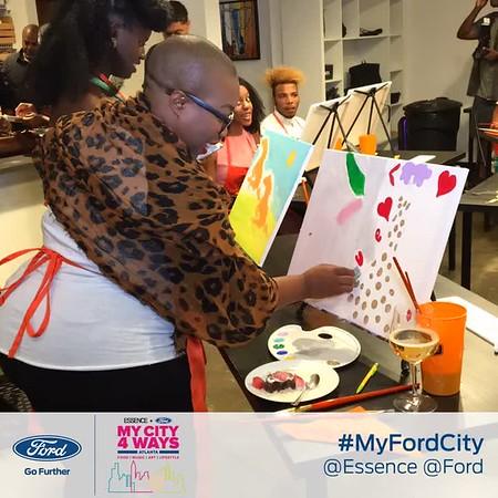 Ford + Essence My City 4 Ways Atlanta-Day 1 MP4s