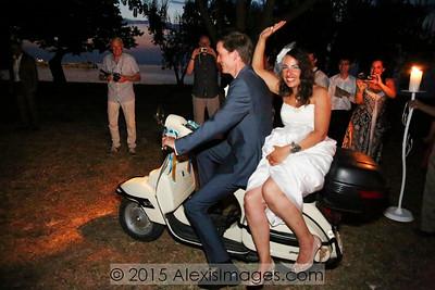 Anna and Everwijn's wedding