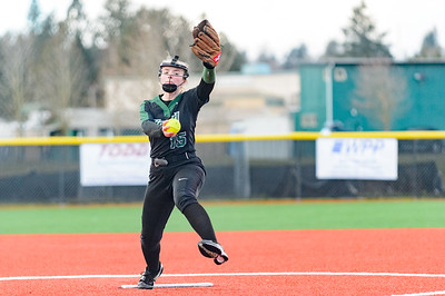 Tigard High School Varsity Softball vs Sprague