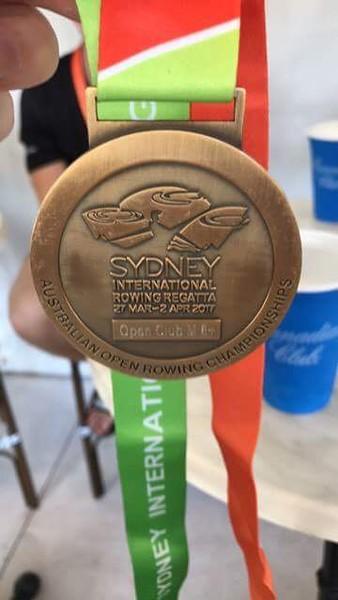 2017-4 Sydney International Rowing Regatta