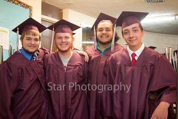 Johnson County High School Graduation 2015