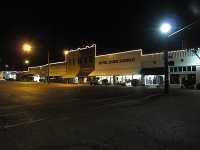 Memories of Crystal Springs, Mississippi