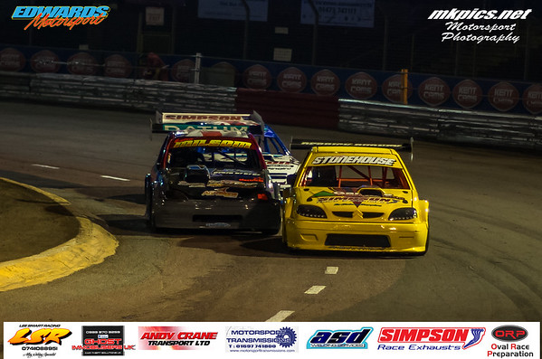 2 Lt Hot Rods, Ipswich Practice night, 23 Feb 2019