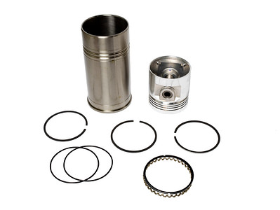 ALLIS CHALMERS WC SERIES ENGINE PISTON LINER KIT WITH RINGS 104.50MM BORE