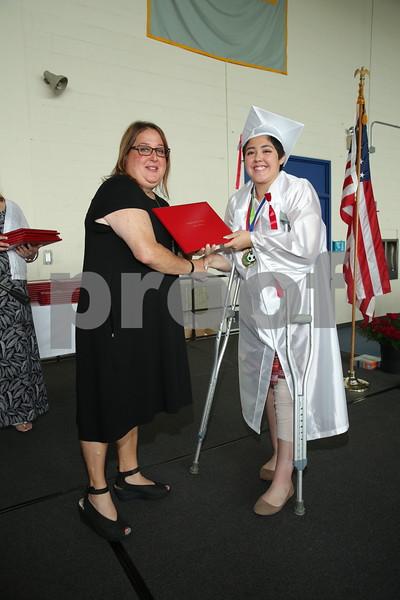 Lee Elementary School Graduation 2018