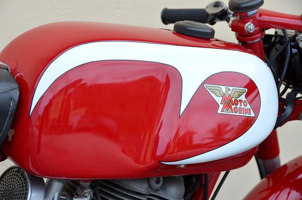 Moto Morini Tresette 175