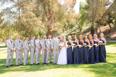 Zoetemelk Wedding - Family - Wedding Party